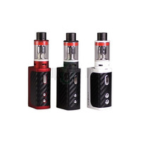 "Authentic Council of Vapor V2 Mini Volt 40W Mod - Full Kit "" Black , Red, White"