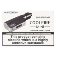 Innokin Coolfire Mini Starter Kit, Colour: Black