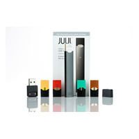 "JUUL STARTER KIT πpe; 5% Strength 4 X JUUL PODS "" UNITED KINGDOM"