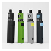 Series-S22 TF Premium Vape Starter Kit by Jac Vapour, Colour: Black