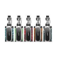 Voopoo Vmate 200W Kit, Colour: Black Waterfall