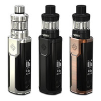 Wismec Sinuous P80 Starter Kit with 1 x Efest IMR Battery